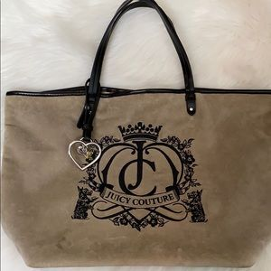 Juicy Couture Tote Magnetic Closure
